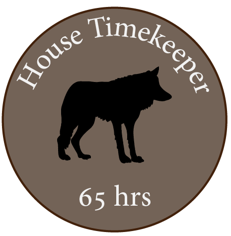 Time Badge 65hrs
